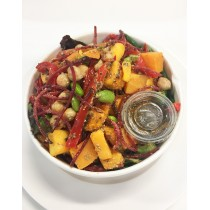 Roasted Butternut & Beetroot w/ Balsamic Dressing Protein Pot