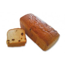 580g Gluten Free Fruit Loaf Square