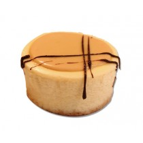 Salted Caramel Baby Cheesecake