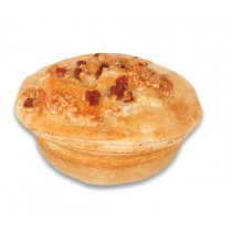 Premium Deep Round Beef, Cheese and Bacon Pie