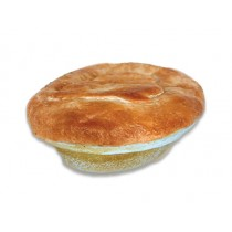 Premium Oval Kangaroo and Red Wine Pie