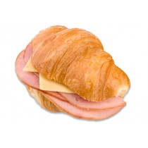 Croissant Ham and Cheese Large