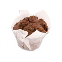 Muffin Texan Double Chocolate Chip