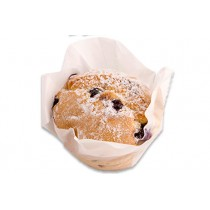 Muffin Texan Low Fat Apple and Blueberry