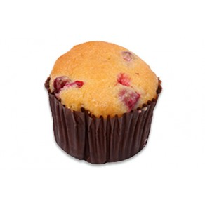 Muffin Medium Orange and Cranberry