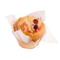 Muffin Texan Orange and Cranberry