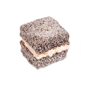 Lamingtons with Cream Large