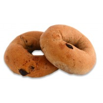 Large Boiled Cinnamon and Sultana Bagel