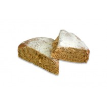 Bap Roll Wholemeal Triangle