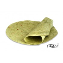Spinach Flour Tortillas