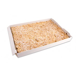 Budget Tray Apple Crumble
