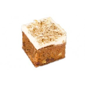 Buffet Function Carrot Cake Slice