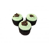St Patrick's Chocolate Cupcakes Cocktail
