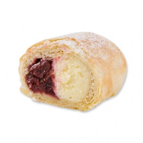Strudel Mini Cream Cheese and Cherry