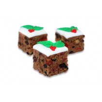 Fruitcake Buffet Function Slice
