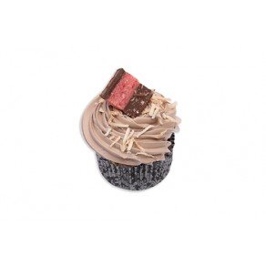 Classic Cupcake Cherry Rough Large