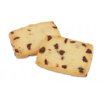 Biscotti Chocolate Chip Shortbread