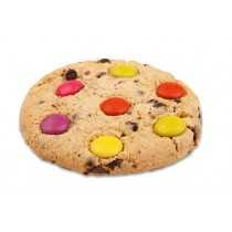 Large Rainbow Choc Chip Cookies
