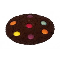 Large Double Chocolate Smartie Cookie