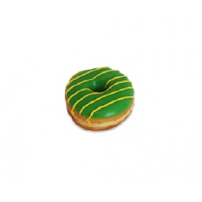 Australia Day Green and Gold Donuts Cocktail