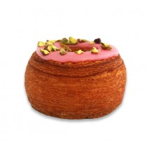 Doughssant Strawberry Pistachio