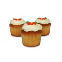 Easter Carrot Cup Cakes