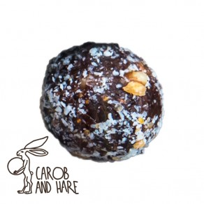 Fig and Walnut Hare Ball (Bliss Ball)