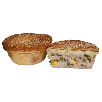 Gluten Free Bakehouse Chicken & Vegetable Pie