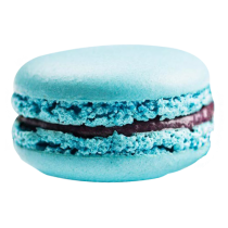Blueberry Macarons 12 Pack