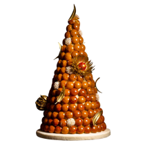Croquembouche Towers 150 Pieces