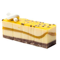 Mango Passion Cheesecake