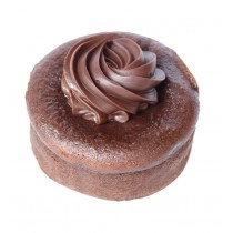 Gluten Free Flourless Hot Chocolate Souffle