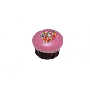 Cupcakes with Sprinkles Strawberry