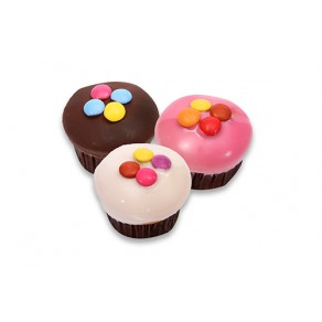 Cupcakes with Smarties Assorted
