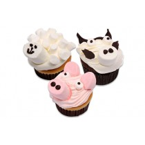 Cupcakes Farmyard Friends Assorted
