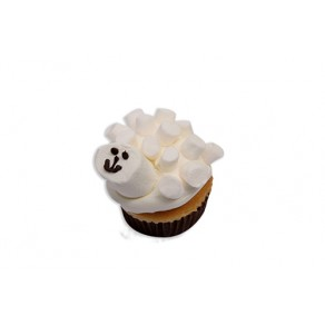 Cupcakes Farmyard Friends Shirley Sheep