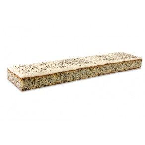 Log Orange Poppyseed
