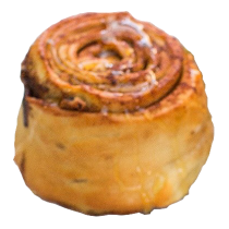 Oregano Honey and Walnut Scrolls Large