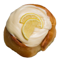 Oregano Lemon Scrolls Large
