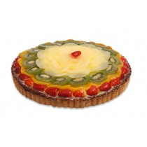 Mixed Fruit Flan