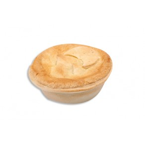 Individual Chicken and Vegetable Pie