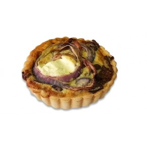 Premium Wild Mushroom, Onion & Sour Cream Quiche