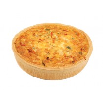 Large Mixed Vegetable Quiche
