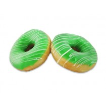 St Patrick's Day Donuts