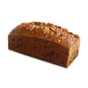 Fruit and Nut Loaf Sliced