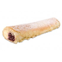 Strudel Log Cream Cheese and Cherry