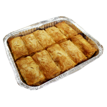 Bougatsa Custard Triangle