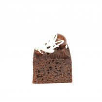 Christmas Mud Brownie 4x4cm